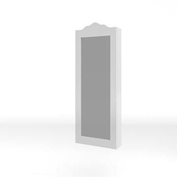 Schmuckschrank Wandspiegel Hängeschrank Wandschrank Spiegelschrank 96x35cm -